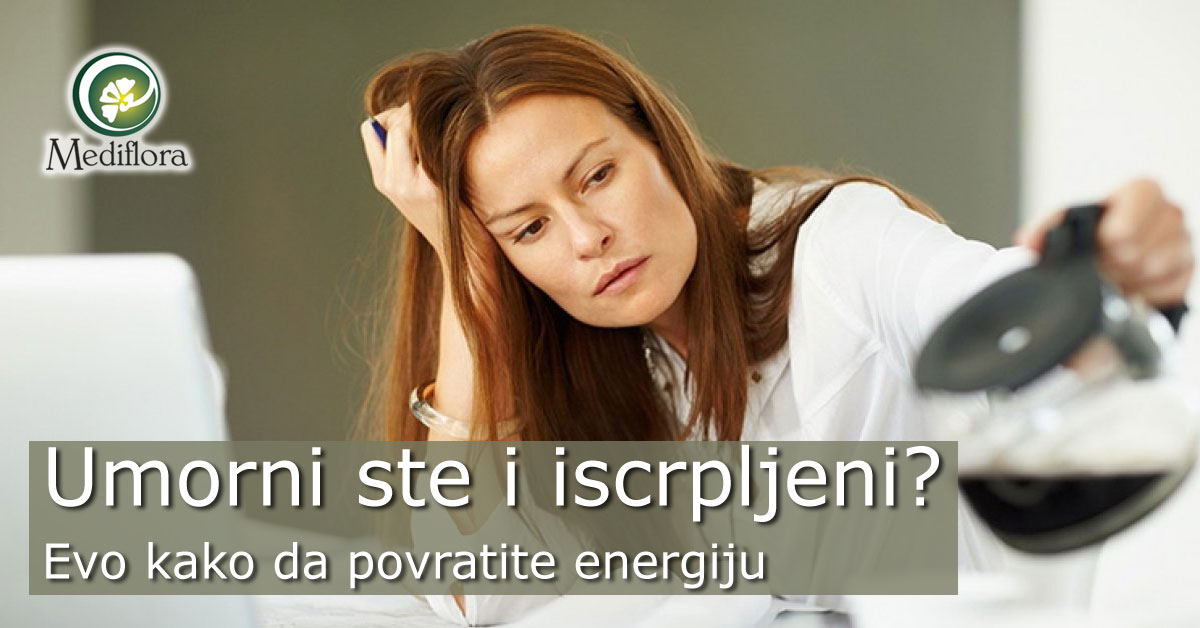 Umorni ste i iscrpljeni? Evo kako da povratite energiju