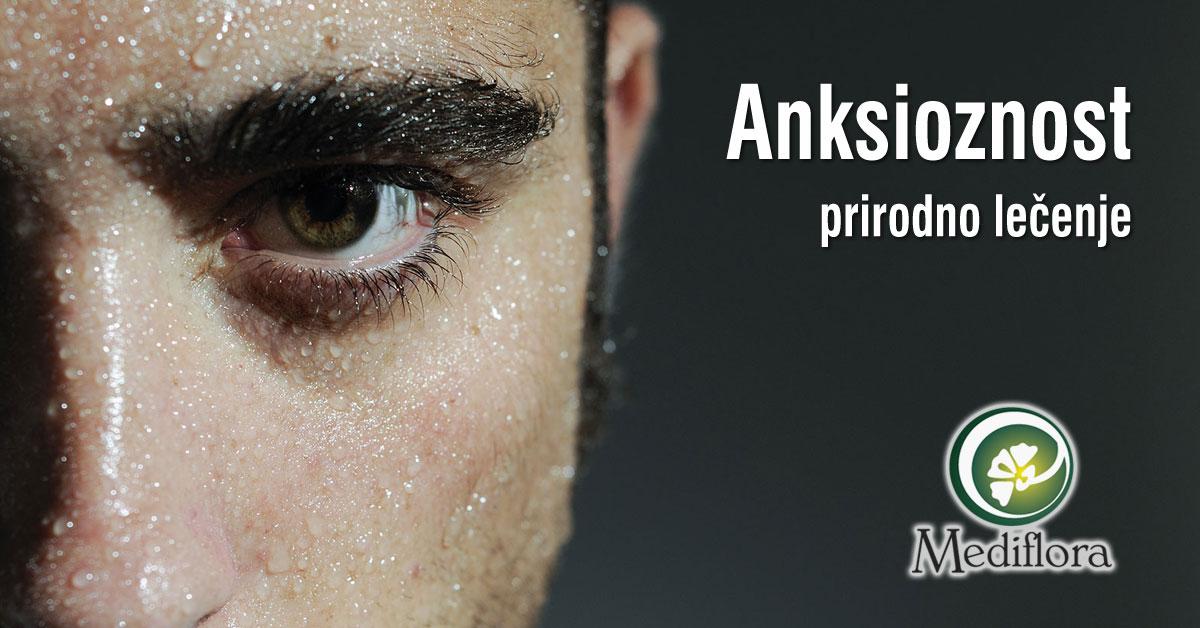Anksioznost - prirodno lečenje