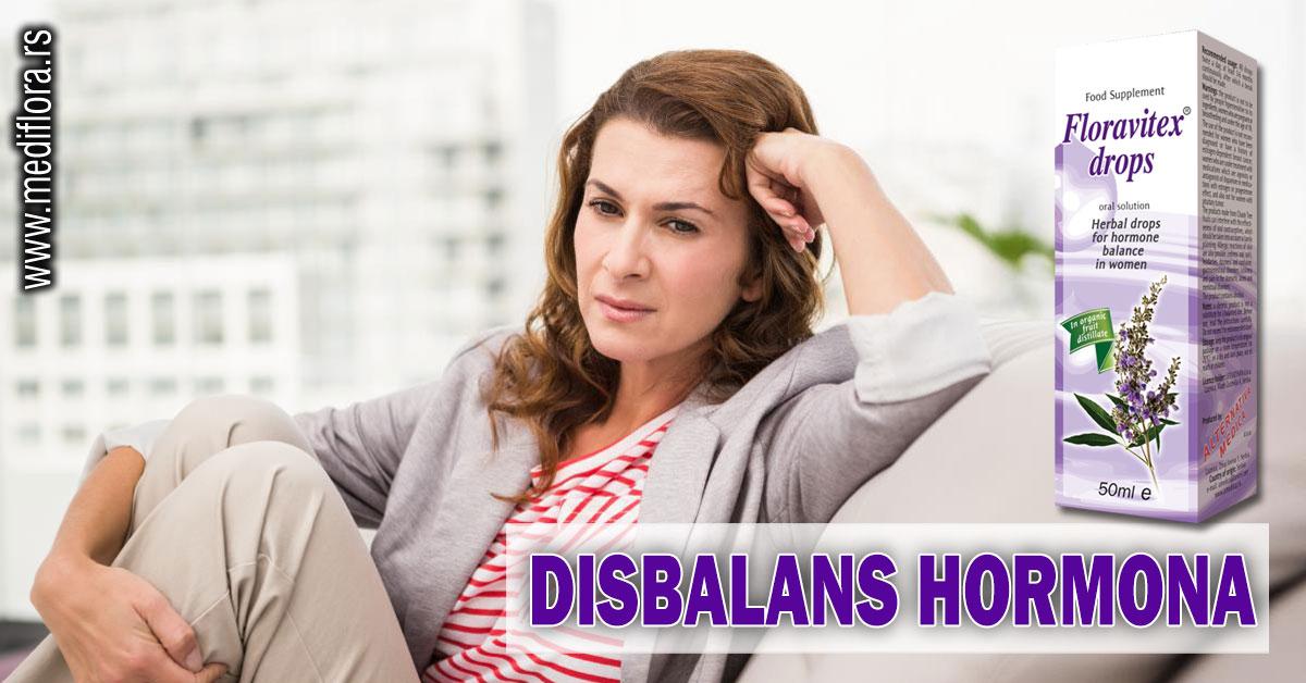 Disbalans hormona