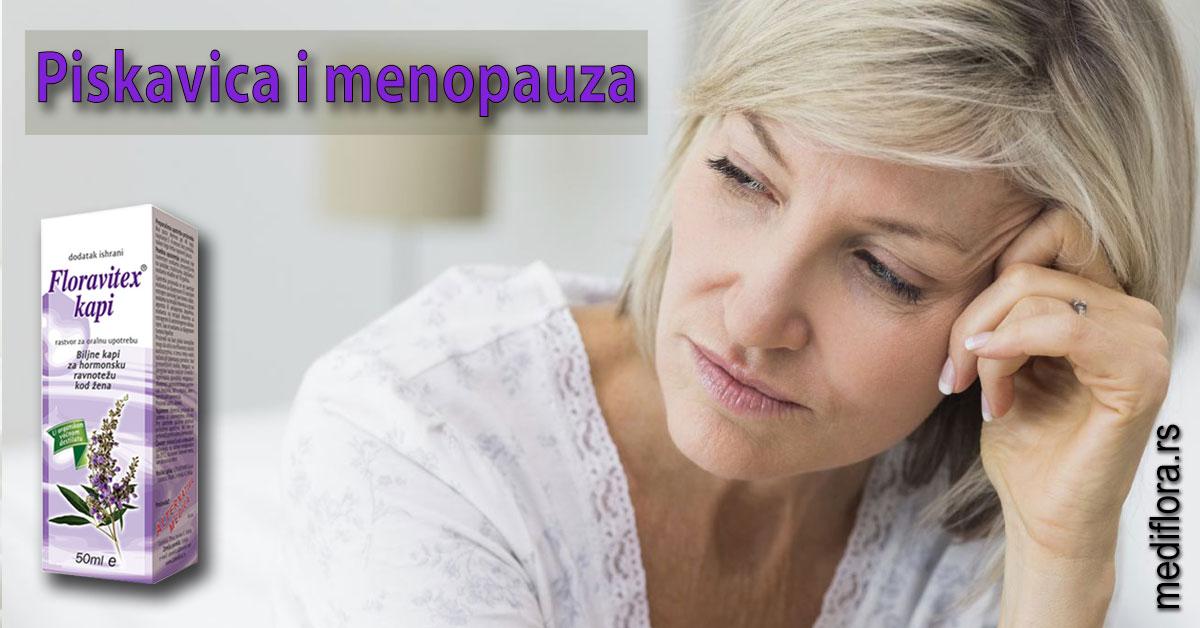 Piskavica i menopauza
