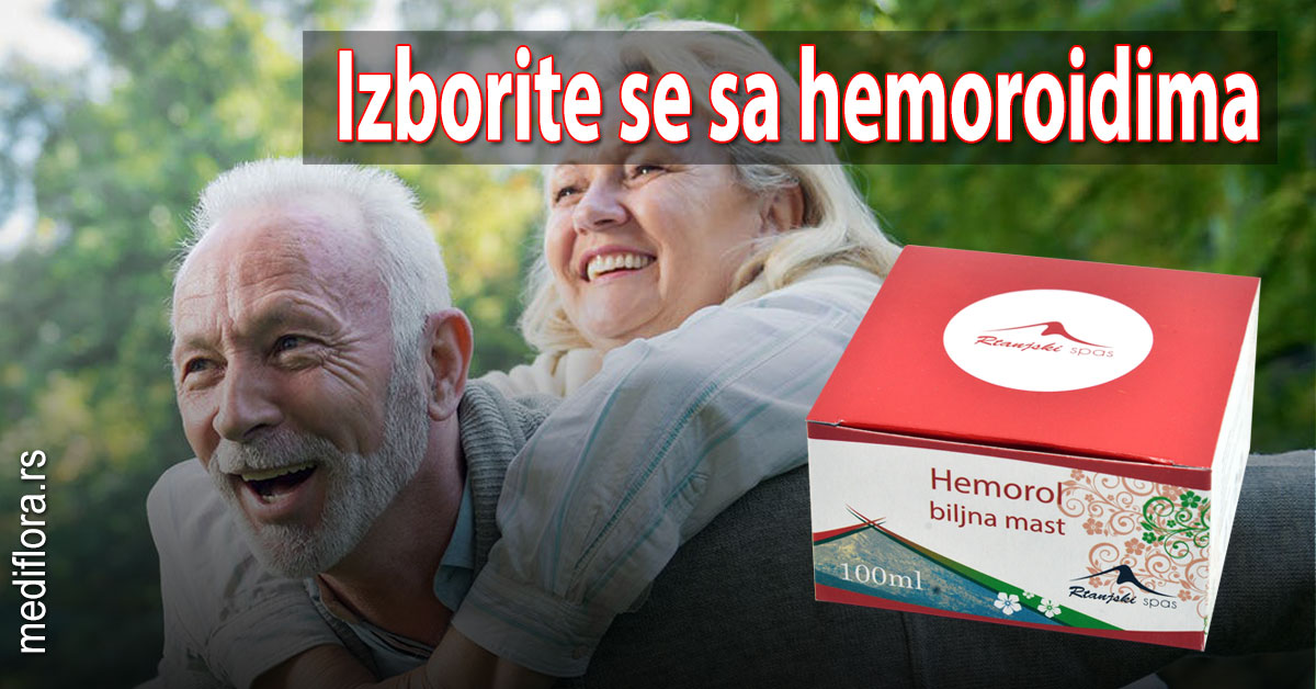 Izborite se sa hemoroidima
