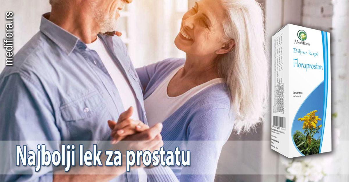 Najbolji lek za prostatu