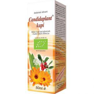 Candidaplant biljne kapi 50ml