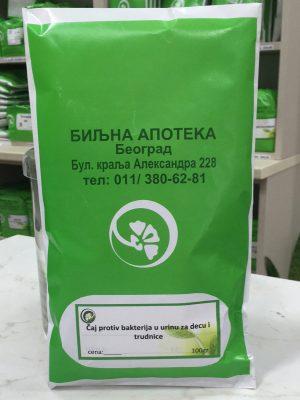 Čaj protiv urinarnih infekcija za decu i trudnice