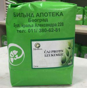 Čaj za leukemiju po receptu Marije Treben