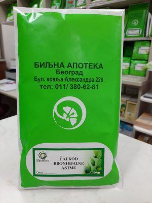 Čaj protiv bronhijalne astme